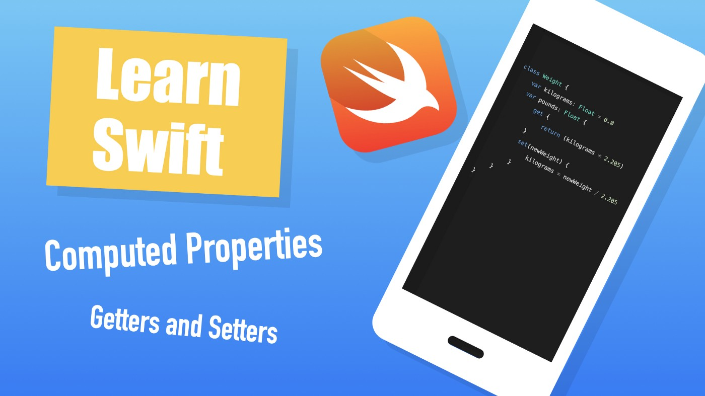getters and setters in swift