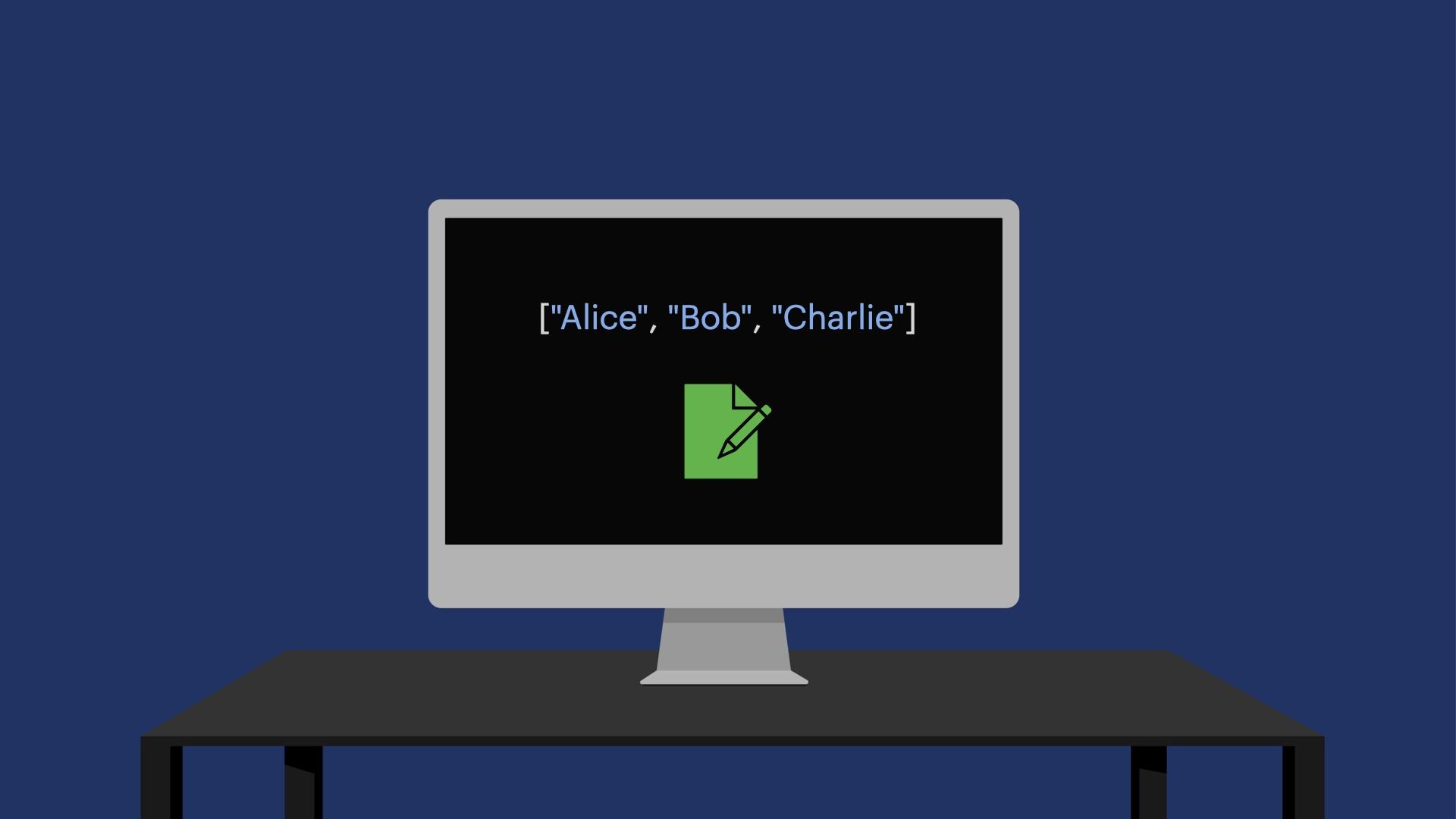 Write Python list to file